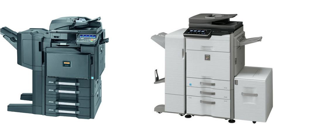 New A3 Colour Print Copy Scan devices